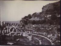 Ephesus Turchia Turkey Vintage Citrato Foto H. B. Tate 1904