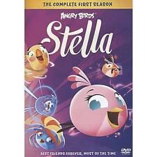 Angry Birds Stella: Season 1 (DVD, 2015) FREE SHIPPING!!