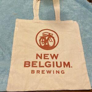 Tote Bag New Belgium Brewing