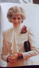 Princess Diana in America White House Palm Beach & More HC book 120 photos HTF