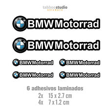 Pegatinas BMW Motorrad boxer moto tanque casco GS 1200 helmet stickers