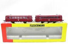 Fleischmann H0 4400 Dieseltriebzug Schienenbus der DB / Lichtwechsel + Innenbel.