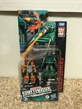 Transformers WfC Earthrise Micromasters Bombshock & Growl