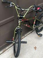 "Hoffman Condor Star series 20"" BMX Bike 2003 Cosmo Green"