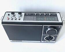 More details for national panasonic vintage transistor radio gx 2002 rf-963lb ic shortwave retro