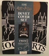 HARRY POTTER DUVET COVER SET Hogwarts Twin 1 Pillowcase