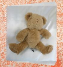 Doudou Peluche Ours Marron Assis The Teddy Bear Collection