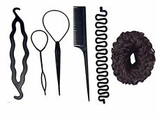 Stylazo Hair Accessories, Hair Styling Tools Now Easily Style Your Hair Set 6pcs