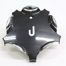 NICHE WHEEL CHROME CARBON FIBER CENTER CAP #10558 NEW