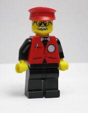 Infomaniac Xtreme Stunts City Town 9247 6740 Glasses Lego Minifigure mini figure