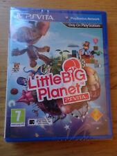 Little big planet psv psvita new and factory sealed