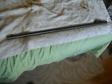 Swiss model 1871 1878 vetterli rifle .41 cal barrel w front & rear sights