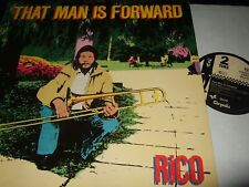 Rico: that man is forward LP 1981 Chrysalis GERMANY