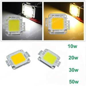 10W 20W 30W 50W 100W LED Chips Integrated High power LED Cool White Warm White