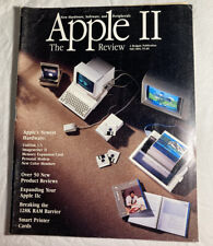 Vintage The Apple II Review Magazine Fall 1985