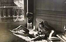 MANNEQUINS 2- Helmut Newton Special Collection Photolitho Archival Mat