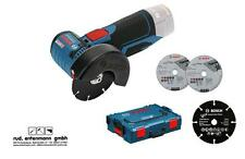Bosch Akku-Winkelschleifer GWS 12V-76 Clic&go 06019F2003 L-Boxx komp. 10,8 Volt