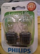 NEW Philips BC9616 3457 Automotive 2-Pack 3457LLB2 Bulb