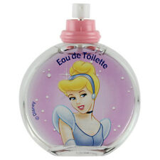 Cinderella by Disney for Girls Eau De Toilette Spray 3.4oz - Tester