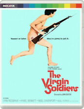 The Virgin Soldiers Limited Edition Blu-ray UK BLURAY