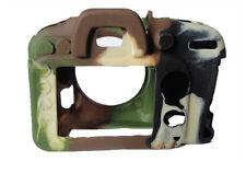 Protective Silicone Armor Skin Case Camera Cover for Nikon D7000 DSLR Camera