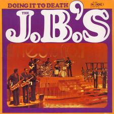 "THE J.B.'S "" DOING IT TO DEATH "" SEALED U.S.LP VINYL SOUL FUNK JAZZ"