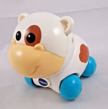 """Vtech Cow Figure Toy 3.5"""" Tall"""