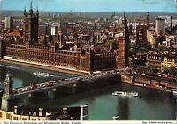 B97474 the houses of parliament and west minster bridge  london ship bateaux uk