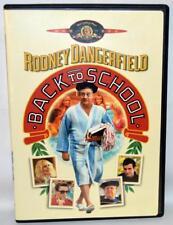 RODNEY DANGERFIELD RACK TO SCHOOL DVD COMEDY COLLEGE MOVIE ~124~