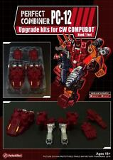 TRANSFORMERS Perfect Effect PC-12 COMPUTRON UPGRADE SET COMBINER WARS G1