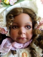 Show Stoppers Porcelain Doll African American-Latisha
