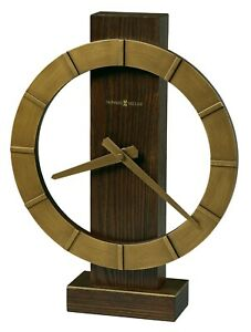 """NEW 635- 232 MANTEL CLOCK BY HOWARD MILLER  """"HALO"""" 635232"""