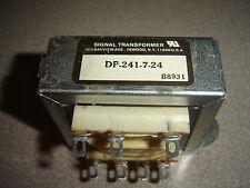 Signal Transformer DP-241-7-24 Transformer, 115/230V, 24 VCT @ 2.4A, New Stock
