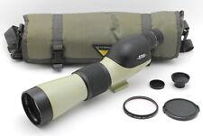 [N MINT in Case] Nikon D=60 P Fieldscope Spotting Scope 20-45x from Japan #678