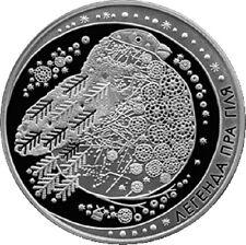 Belarus / Weißrussland - 1 Ruble The Legend of the Bullfinch
