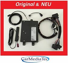 VW Bluetooth premium FSE rsap SMS AMF rojo 5n0035730c kit manos libres set