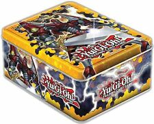 YuGiOh 2012 Wave 1 Heroic Champion Excalibur Collector Tin - Factory Sealed