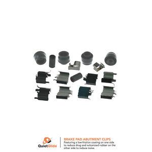 Frt Disc Brake Hardware Kit  Carlson  13459Q