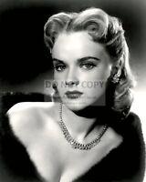 ACTRESS ANNE FRANCIS - 8X10 PUBLICITY PHOTO (AZ197)