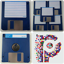 "5 Brand new 3.5"" Floppy Disks Amiga formatted and perfect Atari ST DS DD"