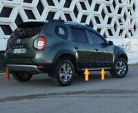 Dacia Duster 2010-2017 Door Protector Abs Plastic Side Moulding Body Kit 4Piece