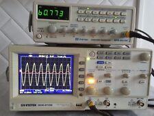 GW Instek GDS-2102 2 Channel 100MHz 1GSa/s Digital Storage Oscilloscope Great!