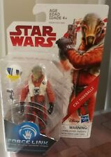 Star Wars The Last Jedi Cai Threnalli 3.75 Inch Force Link Action Figure NEW