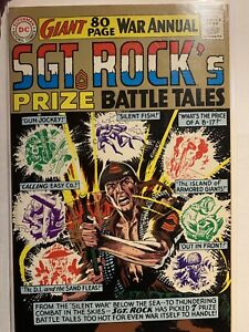 Sgt. Rock's Prize Battle Tales 80-Page Giant Replica Edition #1 VF/NM 9.0 2000