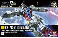 BANDAI - HGUC GUNDAM RX-78-2 E.F.S.F PROTOTYPE CLOSE COMBAT MOBIL SUIT 1/144