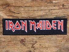 M003 ECUSSON PATCH THERMOCOLLANT aufnaher toppa IRON MAIDEN rock /14.0CMX3.6CM