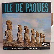 ILE DE PAQUES Musique du silence FRANCIS MAZIERE EX629