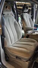 Chrysler Voyager IV RG 2001–2007 Sitz Beifahrersitz Stoffsitz