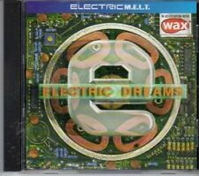 (CY583) Electric Dreams, 9 tracks various artists - 2002 CD