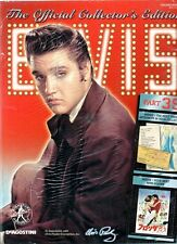 The Official Collector's Edition Elvis Magazine - Part 39